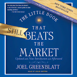 Joel Greenblatt: The Little Book That Still Beats the Market