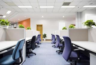 Phong cách thiết kế văn phòng thể hiện chính bạn