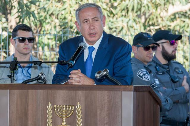 Netanyahu llora