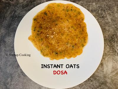 oats dosa