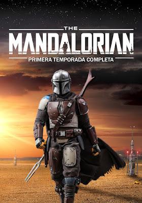 The Mandalorian (TV Series) S01 DVD HD Dual Latino 5.1 + Sub FORZADOS 2DVD