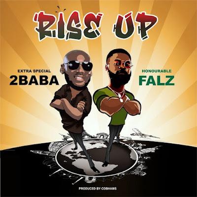 2Baba – Rise Up (ft. Falz)