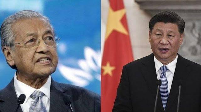 Mahathir Mohamad Beri Peringatan Buat Negara yang Pernah Berhutang pada China: Ini Jebakan!