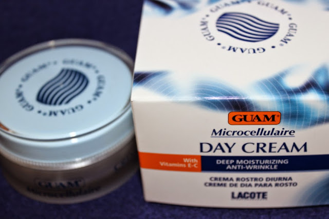 Микроклеточный дневной крем для лица от GUAM