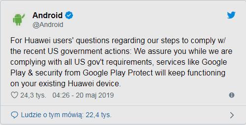 حظر هواتف هواوي من جوجل : ماذا يعني ذلك لهاتفك ؟ وما تبعات هذا القرار