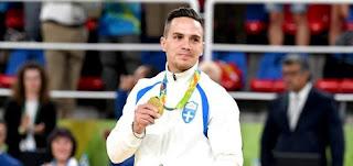 Χρυσό μετάλλιο ο Πετρούνιας στο Μπακού