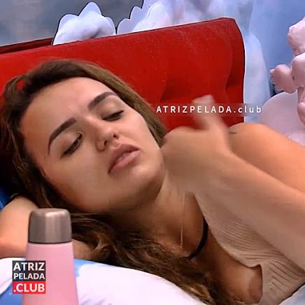 Rafa Kalimann MOSTRANDO O PEITO no Big Brother Brasil 20