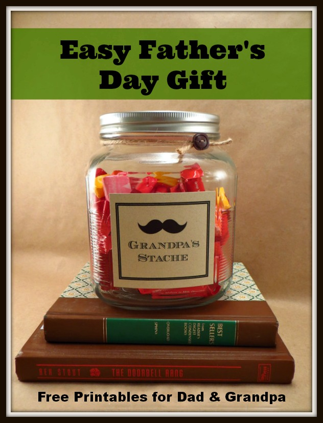 Crafty In Crosby: Last Minute Father's Day Or Birthday Gift