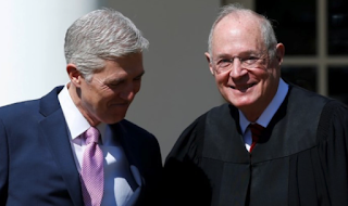 Dems Worry About Justice Kennedy, Face Uphill Fight if Trump Gets Second U.S. High Court Pick