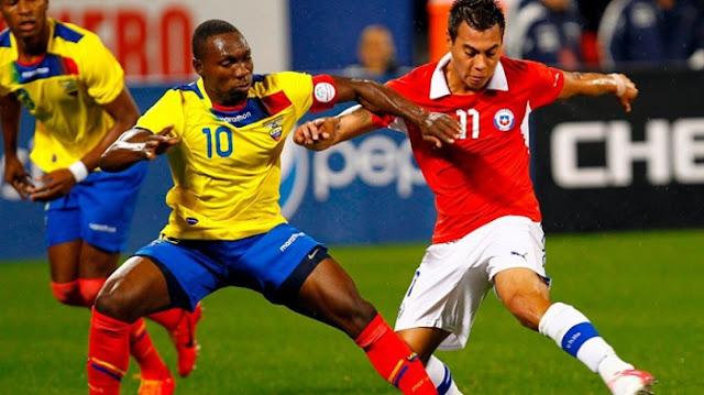 Chile vs Ecuador en vivo Eliminatorias Mundial 5 Octubre