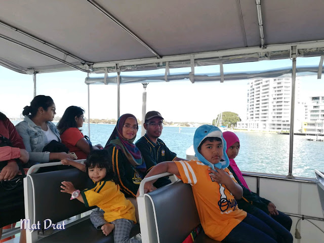 Mandurah Dolphin Watching Cruise Perth