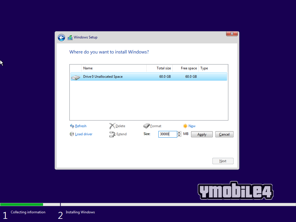 Tutorial Instal Windows 10 Step 11