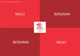 SLOGAN hut Indonesia ke 72