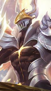 Argus Light of Dawn Heroes Fighter of Skins V2