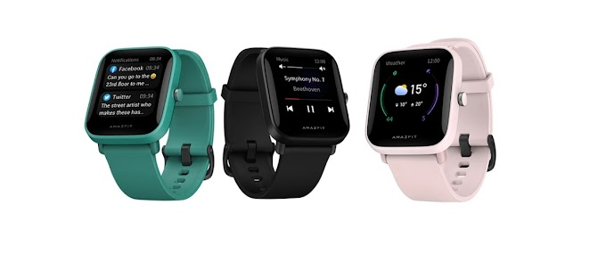 New Amazfit Bip U Pro: a cheap smartwatch with GPS