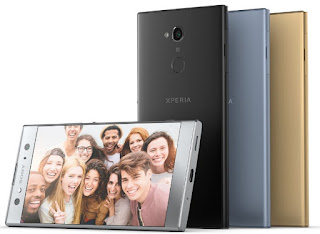 Review Sony mid-range Xperia XA2 dan XA2 Ultra