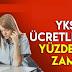 YKS Sınav Ücretine Zam Yapıldı