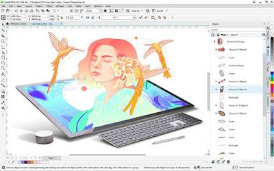 Coreldraw Graphics Suite 2021 New Features