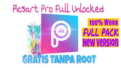 Download Picsart Pro Apk 2021 (GOLD) Mod - Gratis