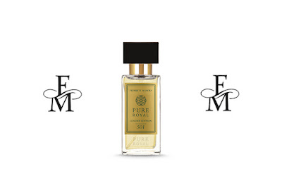 Perfumy PURE Royal 501, zapach kwiatówo citrusowy dla kobiet i mężczyzn