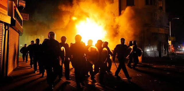 Delhi Riots -  Selfishness every where