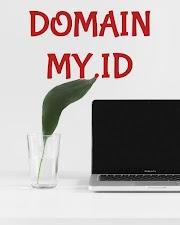 my.id menjadi domain pilihan untuk blog buku aku