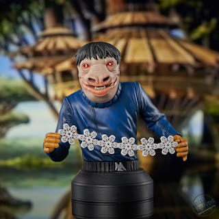 Gentle Giant Star Wars A New Hope Blue Snaggletooth 6th Scale Mini-Bust