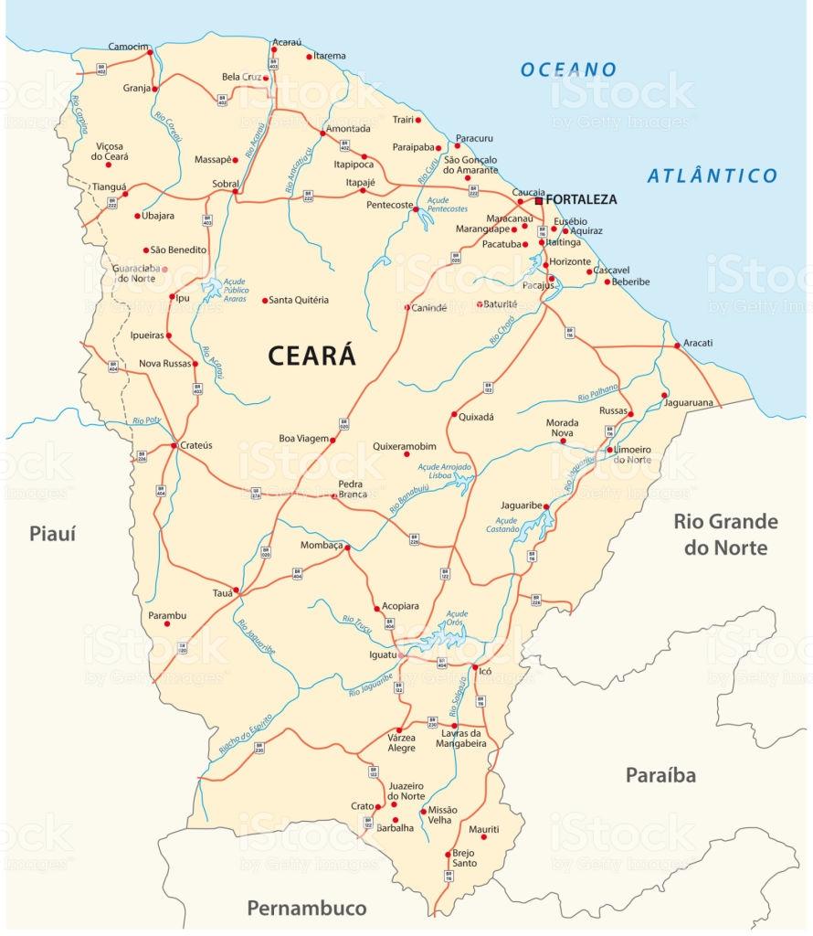 Geografia do Estado do Ceará