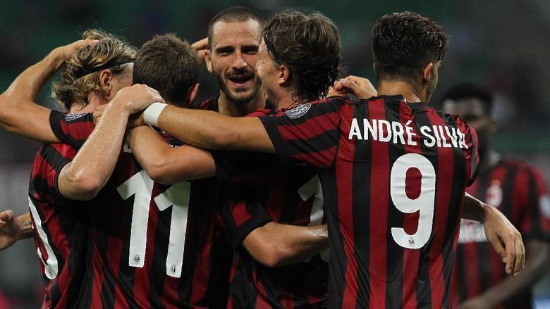 Ac Milan Raih Kemenangan Besar, Bonucci: Kita Berada di Trek Yang Tepat