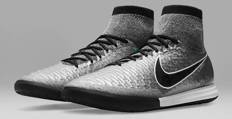 9886d952765f The new Metallic Pewter Nike Magista X Proximo Football Boots introduce a  striking look for the Nike FootballX Magista Shoes