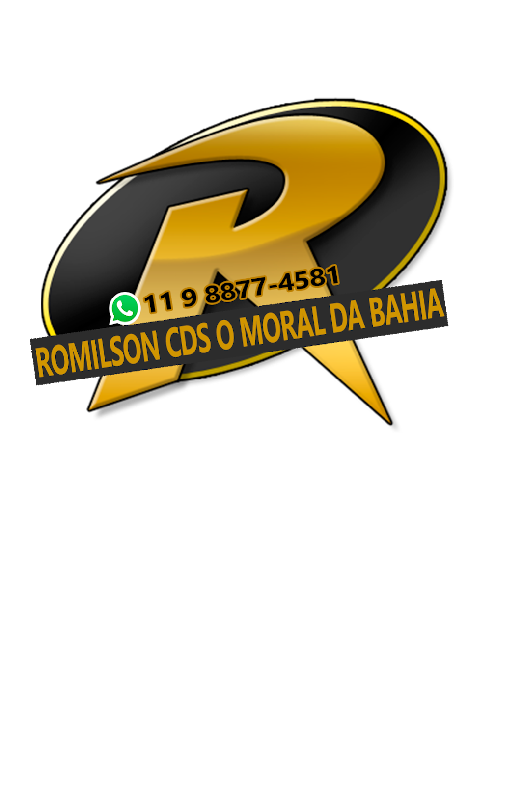 ROMILSON CDS  O MORAL DA BAHIA