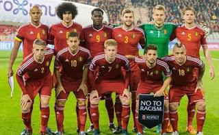 Daftar Nama Pemain Belgia EURO 2016 dan Skuad Belgia EURO 2016