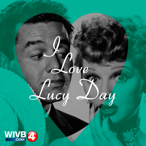 National I Love Lucy Day Wishes Pics