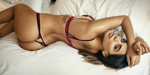 Anitta sexy em revista colombiana