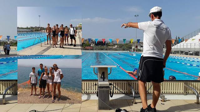 Επανεκίνση της αγωνιστικής κολύμβησης για το Ναυτικό Όμιλο Ναυπλίου