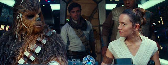 'Star Wars: The Rise of Skywalker' Crosses the $1 Billion Box Office Mark