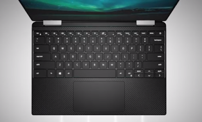 Dell XPS 13 2-in-1 keyboard & touchpad