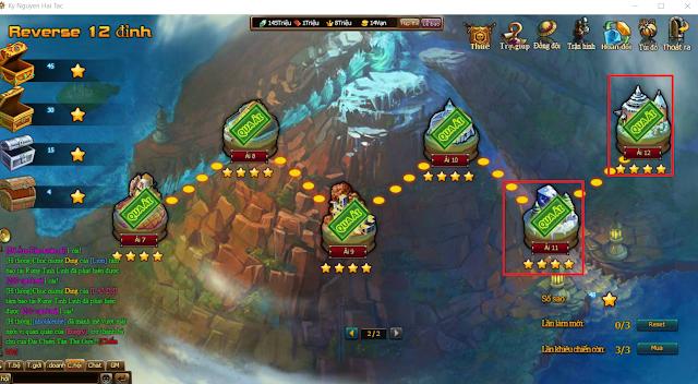 Chiến cuối trong Game Kỷ Nguyên Hải Tặc