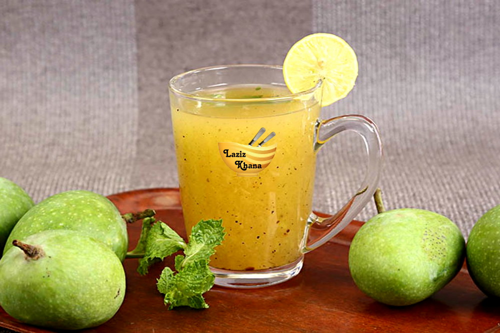 Aam Ka Panna Recipe in Hindi