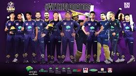 Quetta Gladiators PSL Team Squad 2020 | PSL 2020