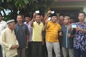 Banyak Dukungan, Sudirman Siap Bertarung di Pilkada Kabupaten Sumbawa