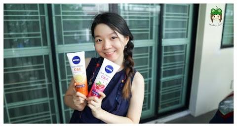 Review :: ผิวขาวใสใน 7 วันด้วย NIVEA C&E และ NIVEA C&A Vitamin Lotion