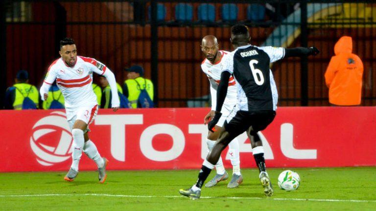 بعد تعادل الزمالك مع زيسكو ...تعرف على ترتيب مجموعة نادي الزمالك في دوري أبطال أفريقيا
