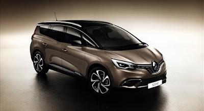 Elegante tecnologica la nuova Renault Gran Scenic
