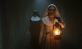ulasan sinopsis review the nun