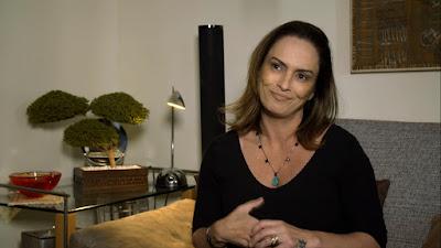 Atriz e modelo Núbia Oliver - Divulgação