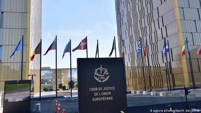 محكمة العدل الأوروبية تقضي بضرورة وضع بيانات توضح منشأ المنتجات المستوردة من الخارج نحو بلدان الإتحاد الأوروبي.