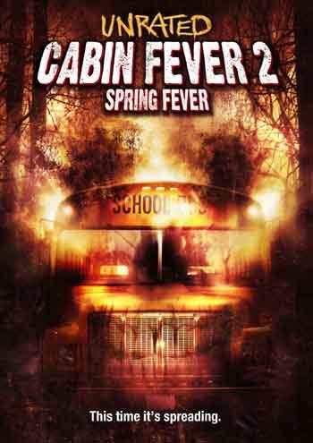 Cabin Fever 2 Spring Fever 2009 480p 250MB BRRip Dual Audio