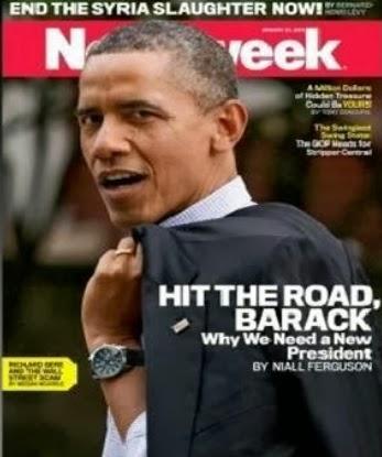 matt patterson and newsweek speak out about obama