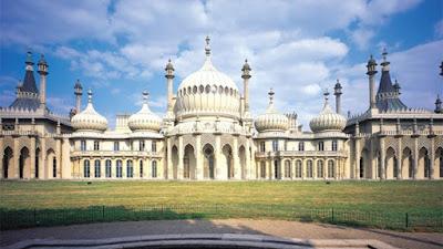 el Royal Pavilion de Brighton
